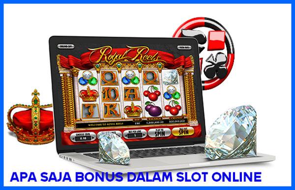 Apa Saja Bonus Dalam Slot Online